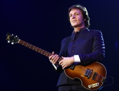 A Full Twenty Years After His Last Concert In Scotland Paul McCartney Made Triumphant Return And Played Spectacular Set To Packed House At