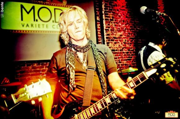 Brian Ray (photo courtesy of the MOD Club)