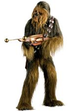 Chewbacca will be back for Star Wars Episode VII