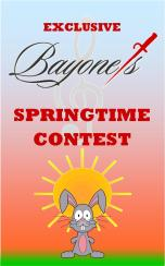 The Bayonets announce an exciting new contest
