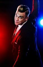 Live review: Robbie Williams - Swings Both Ways Live tour - Metro Radio Arena, Newcastle (June 22nd 2014)
