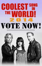 Help The Bayonets' top the Coolest Song in the World 2014 poll!
