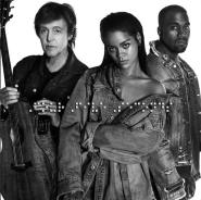 Single review: Rihanna feat Kanye West & Paul McCartney - FourFiveSeconds