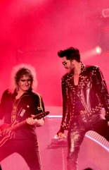 Live review: Queen + Adam Lambert - 2014-2015 tour, Motorpoint Arena, Sheffield (27th February 2015)