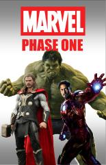 Movie reviews - Marvel: Phase One